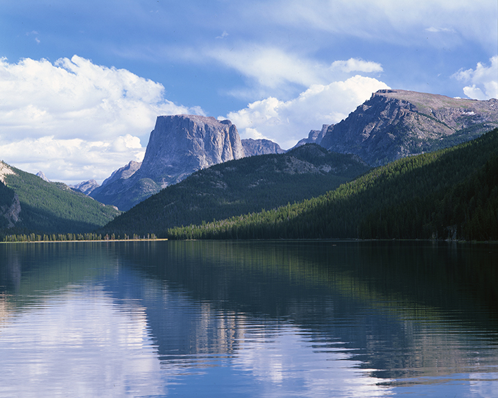 Green River Lakes in the Wind Rivers in Wyoming.  Is Facebook an unbeatable political tool?  If so, places like this may not survive much longer.