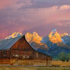 Pictures of Teton National Park
