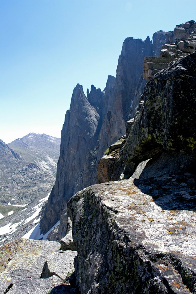 The Cirque of Towers in the Wind River Range in Wyoming.  Republicans are gaming the pandemic.  If they can't be stopped, many fewer Americans will live to visit beautiful places like this one.