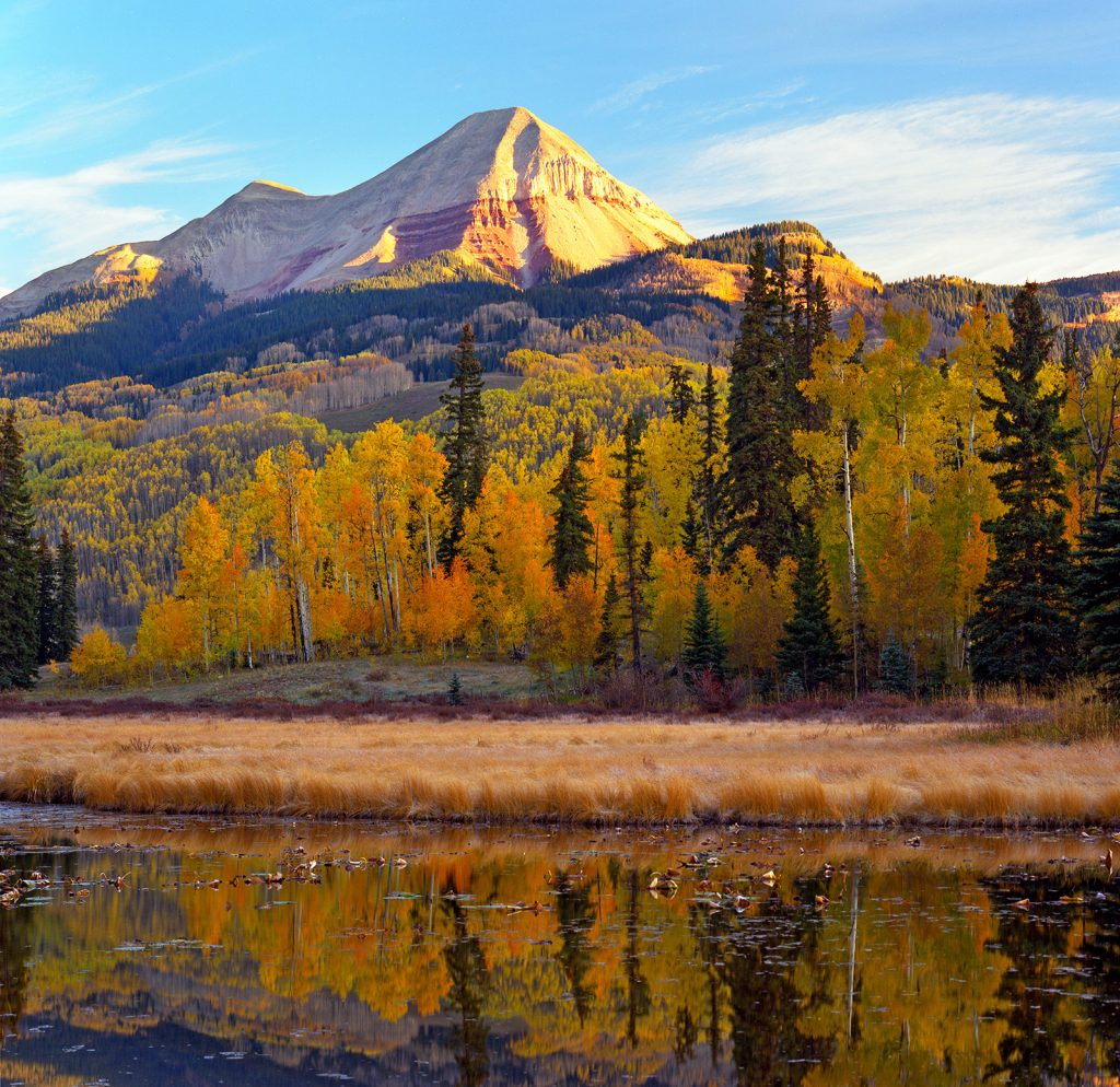 Engineer Peak and Pond.  As usual I include a few pictures of natural America.   Hopefully this will remind us that there are many things worth saving in America.