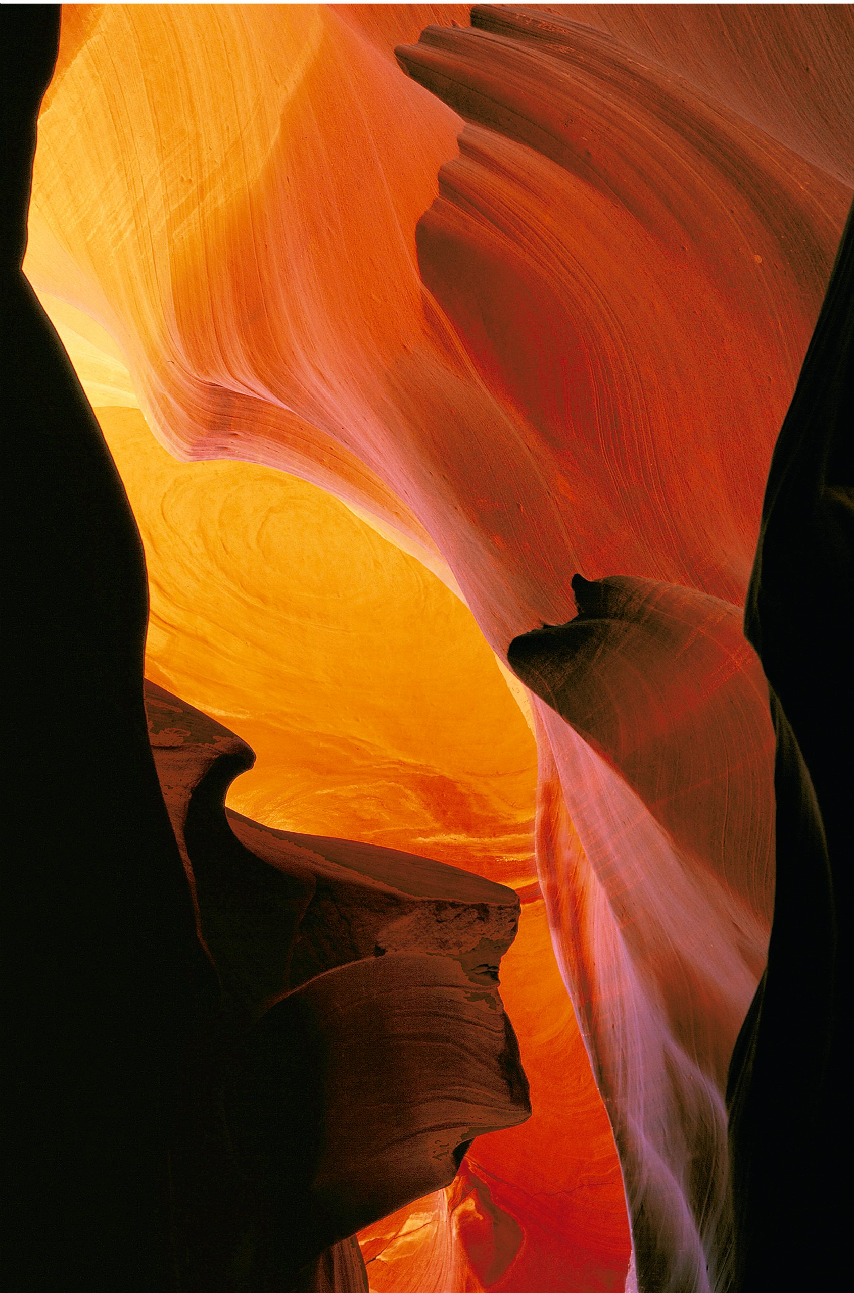 Antelope Canyon in Arizona near Lake Powell.   It may be that the Republican Party is cutting its own throat.  That can only be good for places like this.