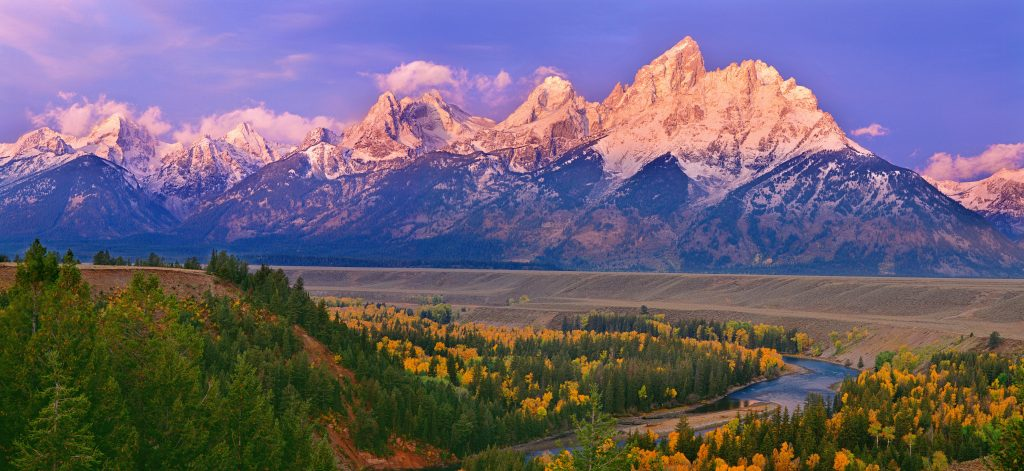 Autumn on the Snake River in the Tetons.  Is big oil lying to us about zero-emissions?  If so, this could prevent us from saving places like this.